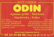 Rotisserie Odin Creances